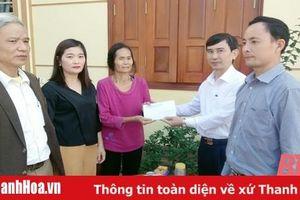 Huyện Yên Định chăm lo cho hộ nghèo