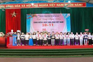 Phú Thọ: Trường THCS Tân Dân nâng cao chất lượng giáo dục toàn diện
