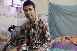 Giúp mẹ con bà Nguyễn Thị Thành có tiền điều trị bệnh
