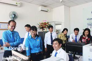 CEP mở rộng hoạt động phục vụ lao động nghèo huyện Trảng Bom