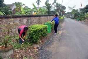Hải Hà: Khơi dậy sức dân trong xây dựng nông thôn mới