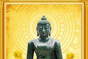 Chùa Quỳnh Lâm: Cung rước tượng Phật A Di Đà bằng ngọc nguyên khối nặng 3,8 tấn