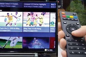 Hỗ trợ về phí đối với doanh nghiệp cung cấp dịch vụ truyền hình trả tiền