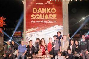 Danko Square – 'gam màu' du lịch mới tại Thái Nguyên
