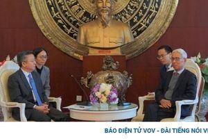 Tăng cường hợp tác giữa các địa phương Việt Nam với Trùng Khánh và Tứ Xuyên (Trung Quốc)
