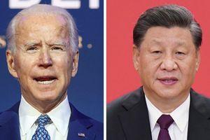 Chủ tịch Trung Quốc Tập Cận Bình chúc mừng ông Biden đắc cử Tổng thống Mỹ