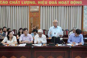 Mặt trận Tổ quốc Việt Nam các cấp của thành phố Hà Nội: Khẳng định vai trò ''cầu nối''