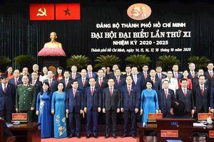 Ban Thường vụ Thành ủy thành phố Hồ Chí Minh phân công nhiệm vụ cho các ủy viên