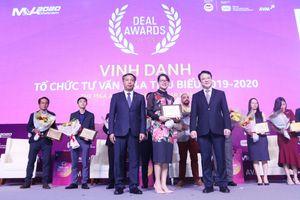 VPS tiếp tục được vinh danh 'Tổ chức tư vấn M&A tiêu biểu Việt Nam năm 2019-2020'