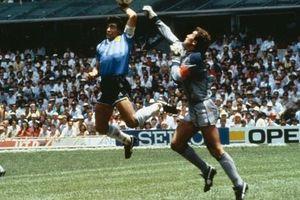 Bàn tay của Chúa là gì, vì sao cố huyền thoại Maradona gắn liền với cái tên này?