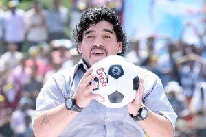 Maradona, tác giả bàn thắng 'Bàn tay của Chúa', luôn ủng hộ công nghệ VAR