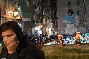 Argentina tổ chức quốc tang cho Maradona, Napoli đau buồn