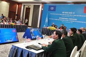 Phụ nữ có vai trò quan trọng trong các Phái bộ gìn giữ hòa bình Liên hợp quốc