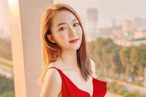 Kim Trà My nhịn ăn gián đoạn để thi Hoa hậu Việt Nam