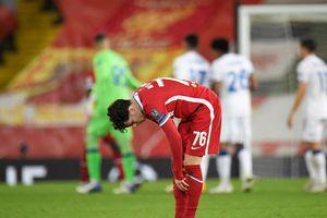 Liverpool thua Atalanta 0-2 tại Anfield