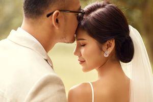 Thu Hoài: 'Yêu 3 tháng, chúng tôi nghĩ ngay đến chuyện kết hôn'