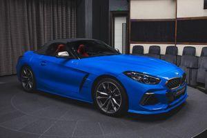 Bản độ BMW Z4 mui trần mạnh gần 400 mã lực