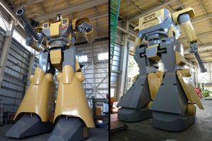 Đây là robot hình người lớn nhất thế giới