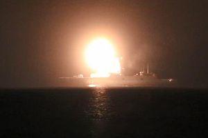 Nga thử tên lửa siêu vượt âm Zircon ở biển Trắng