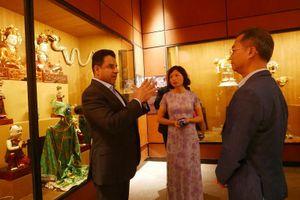 Đại sứ UAE ấn tượng trước văn hóa đa dạng, đặc sắc của Việt Nam