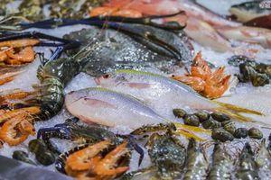 Bắc Kinh ngừng bán lẻ hải sản tại chợ đầu mối