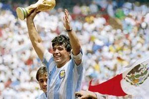Dư luận quốc tế về việc huyền thoại Diego Maradona qua đời