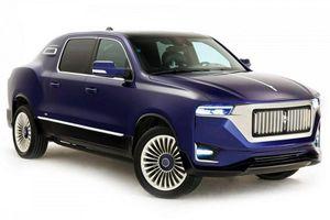Người Ý 'hô biến' Ram 1500 thành siêu limousine Aznom Palladium