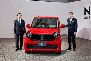 Cận cảnh 'xế hộp' cỡ nhỏ Honda N-One 2021 từ 356 triệu đồng