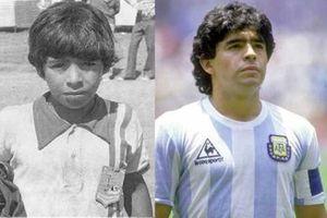 Tuổi thơ sống khu ổ chuột khó quên của huyền thoại Diego Maradona