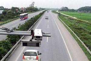 Bắc Giang: CSGT thực hiện xử phạt vi phạm trật tự ATGT qua camera