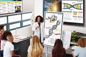 Bảng tương tác – yếu tố tiên quyết của đổi mới giáo dục thời công nghệ 4.0