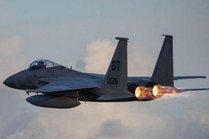 Trung úy Mỹ thiệt mạng khi lái tiêm kích F-15C tham gia đánh chặn máy bay giả định