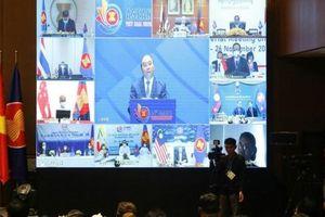 Khai mạc Hội nghị Bộ trưởng ASEAN về phòng, chống tội phạm xuyên quốc gia (AMMTC) lần thứ 14