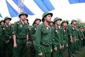Hà Nội tập trung làm tốt công tác tuyển quân năm 2021