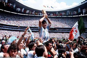 Argentina quốc tang 3 ngày tưởng nhớ Diego Maradona