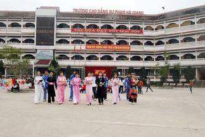 Hiệp hội không đồng tình với 2 phương án sắp xếp lại Cao đẳng sư phạm Hà Giang