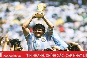 10 bàn thắng đẹp nhất sự nghiệp của 'Cậu bé vàng' Maradona