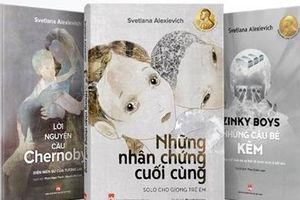 Tọa đàm về các tác phẩm của nhà văn đoạt giải Nobel văn chương 2015 Svetlana Alexievich