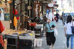 FED: Nền kinh tế Mỹ đối mặt với cú sốc mới nếu không có gói kích thích
