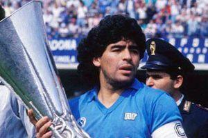 5 câu nói truyền cảm hứng cho cầu thủ trẻ của Diego Maradona