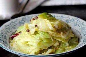 2 loại rau chính là 'vua bao tử', phụ nữ ăn mỗi ngày sẽ khiến dạ dày khỏe, thúc đẩy tiêu hóa và sống thọ vượt bậc
