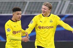 Dortmund đang 'bay' trên 'đôi cánh' Haaland - Sancho