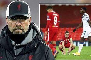3 câu hỏi lớn sau thất bại sốc của Liverpool trước Atalanta