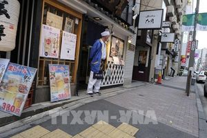 Nhật Bản: Ngành dịch vụ ăn uống tiếp tục lao đao do dịch COVID-19
