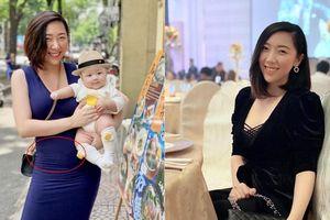 Em gái Trấn Thành gây bất ngờ với diện mạo mới sau thời gian 'xuống sắc' vì sinh con