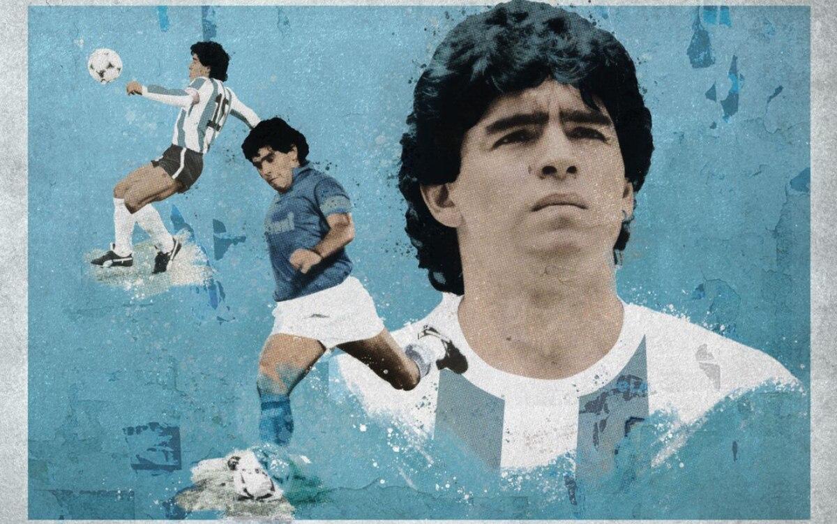 Mạng xã hội tràn ngập thương tiếc danh thủ huyền thoại Diego Maradona