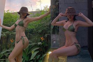Tóc Tiên mặc bikini khoe đường cong bốc lửa khiến fan toát mồ hôi