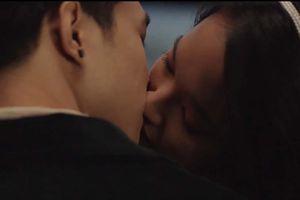 Giữa nghi vấn hẹn hò Binz, Châu Bùi bị bắt gặp hôn say đắm Anh Tú