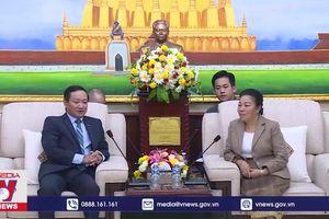 Không ngừng củng cố quan hệ đặc biệt Việt Nam - Lào