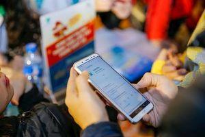 Mua sắm trực tuyến là lựa chọn của người tiêu dùng trong dịp cuối năm